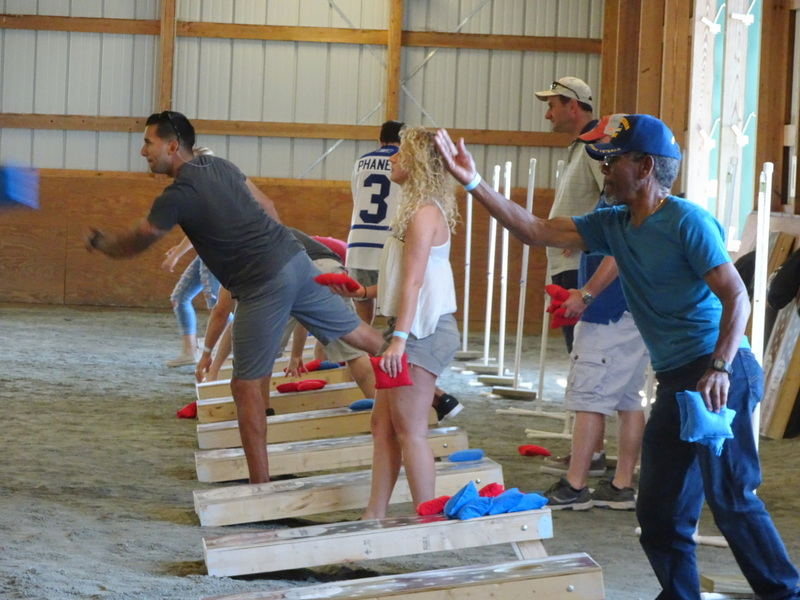 Warrior Cup Concert and Cornhole Tournament